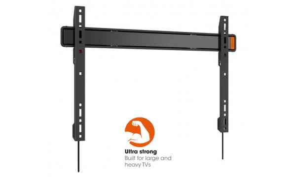 "Vogel's Wall 3305 Fixed TV Wall Bracket for 40"" to 100"" TV's - Black"