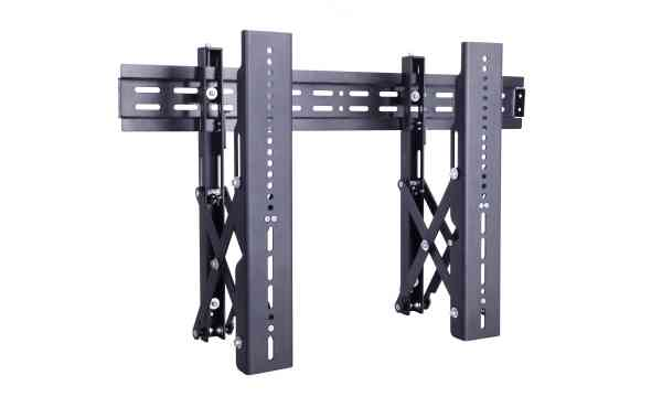 "Multibrackets M Public Video Wall Mount Push 40-70"" - Black"