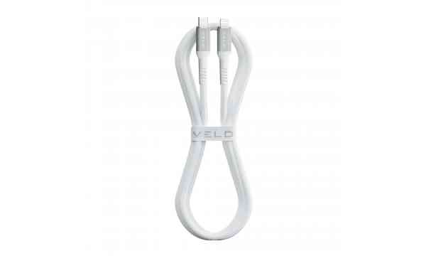 VELD VCL1 Super Fast Charging Cable - 60W - 1m - Type-C to Lightning