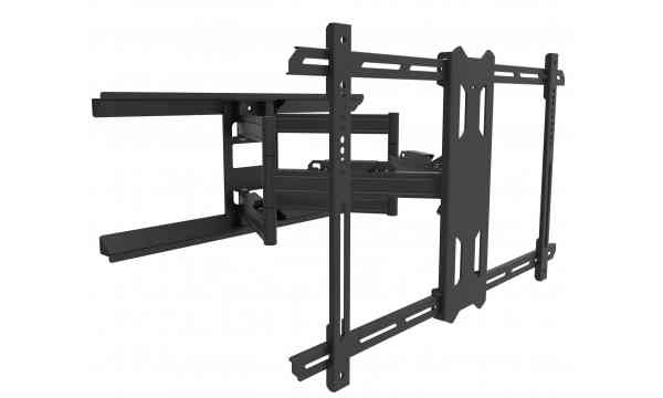 "Multibrackets MB5471 M Universal Flexarm Pro Heavy Duty TV Wall Bracket - Black 55"" - 85"""