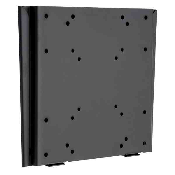 "UM111 Fixed Black LCD Wall Mount Plate 15"" - 40"" TVs"