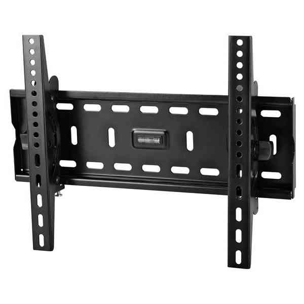 "Medium Tilting Black LCD Wall Mount Bracket - 26"" - 37"" TV's"