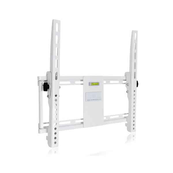 """Universal Tilt Wallmount White for up to 63"""" TVs"""