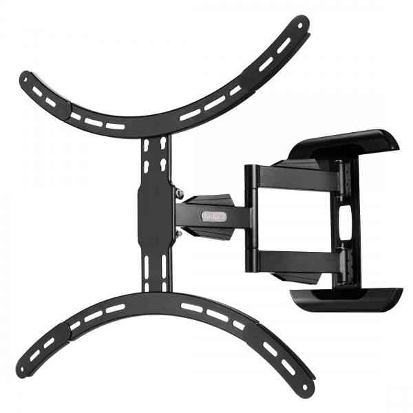 """Hama Full Motion Cantilever Wall Bracket For TVs Up To 37"""" - 65"""" - Black"""
