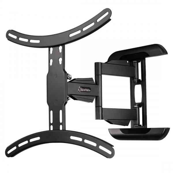 """Hama Full Motion Cantilever Wall Bracket For TVs Up To 32"""" - 65"""" - Black"""