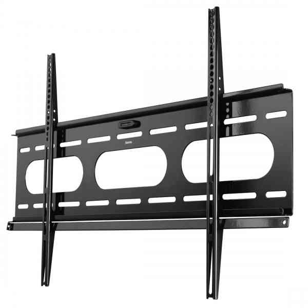 "Hama Ultraslim TV Wall Bracket up to 90"" - Black"