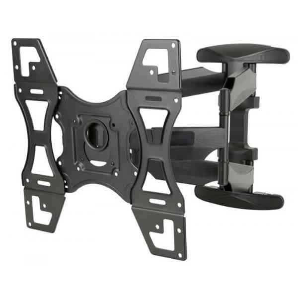 "Multibrackets M VESA Flexarm Full Motion TV Wall Bracket Dual for TVs up to 55"""