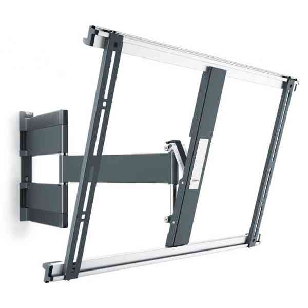 "Vogel's THIN 545 ExtraThin Full-Motion Wall Bracket for 40"" to 65"" - Black"