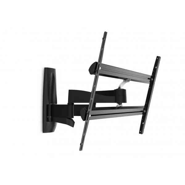 """Vogel's Wall 3450 Extra Thin Full-Motion Wall Bracket for 55"""" to 100"""" TV's - Black"""