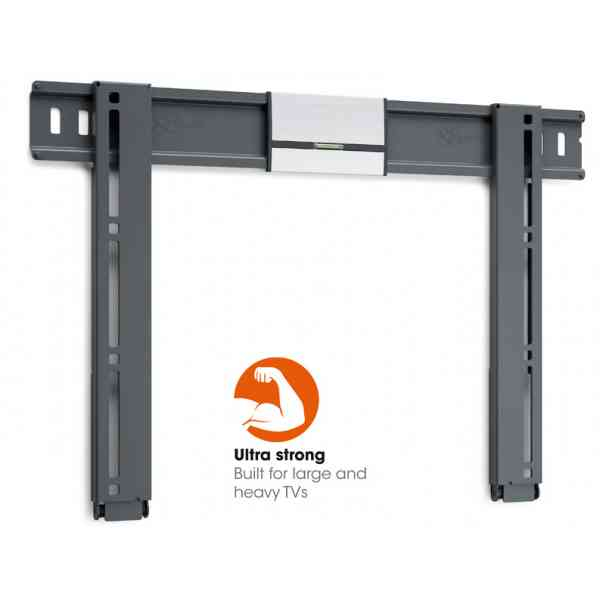 """Vogel's THIN 405 Extra Thin Fixed Wall Bracket for 26"""" to 55"""" - Black"""