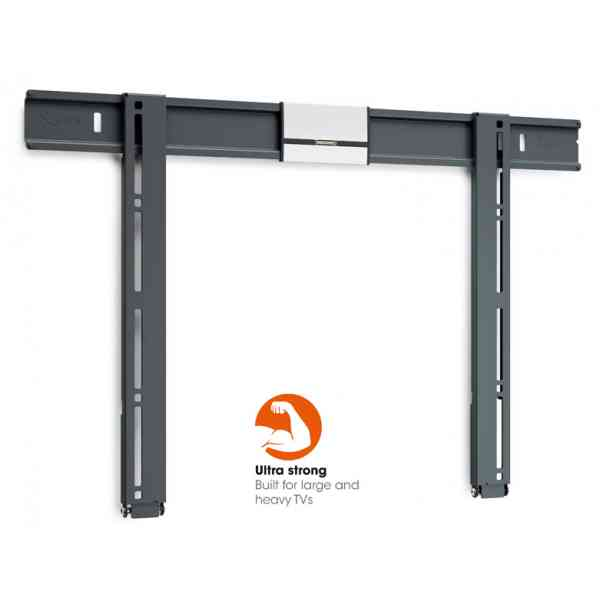 "Vogel's THIN 505 ExtraThin Full-Motion Wall Bracket for 40"" to 65"" - Black"
