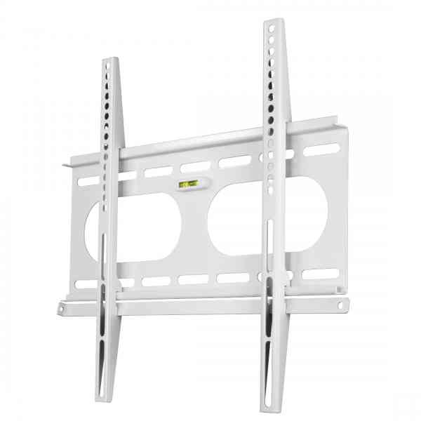 "Hama Ultraslim Flat TV Wall Bracket 23"" - 55"" - White"