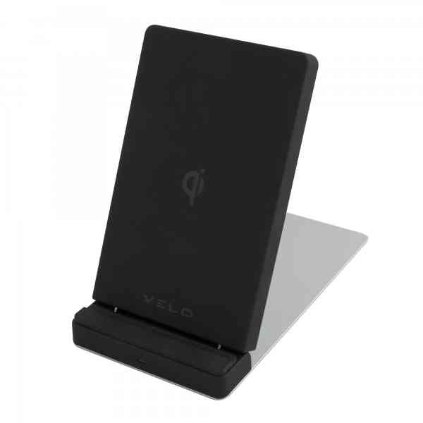 VELD VW10XB Fast Wireless Qi Charger 10W Foldable Stand